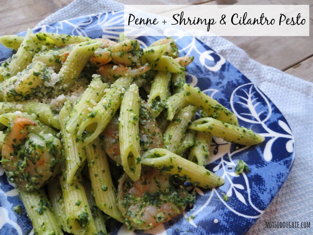 ShrimpCilantroPesto
